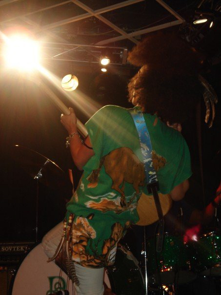 Earl Greyhound, Spring 2007